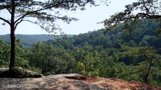 Conkle S Hollow State Nature Preserve