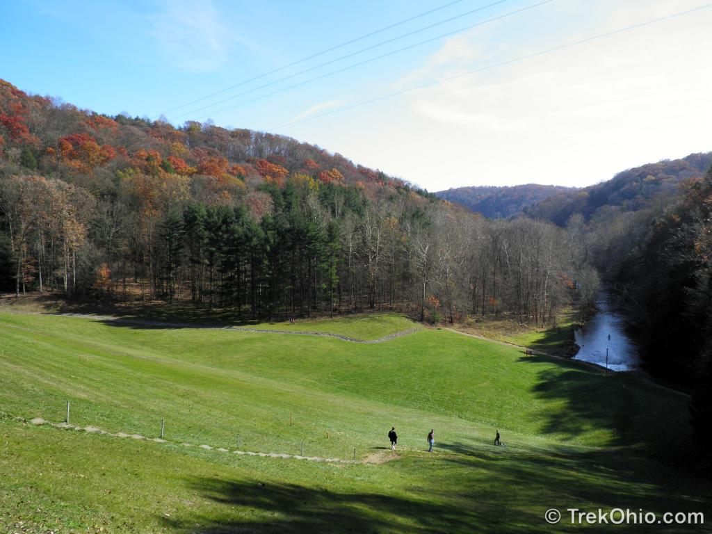 Mohican state park trekohio for River hill