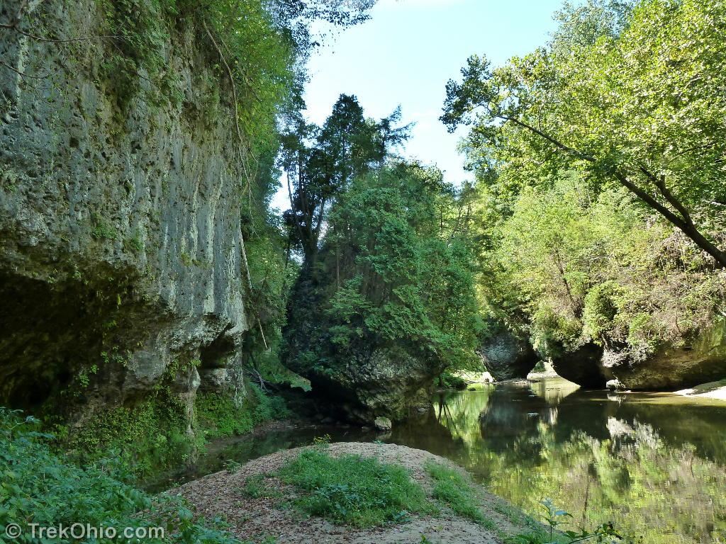 Highlands Nature Sanctuary Trekohio