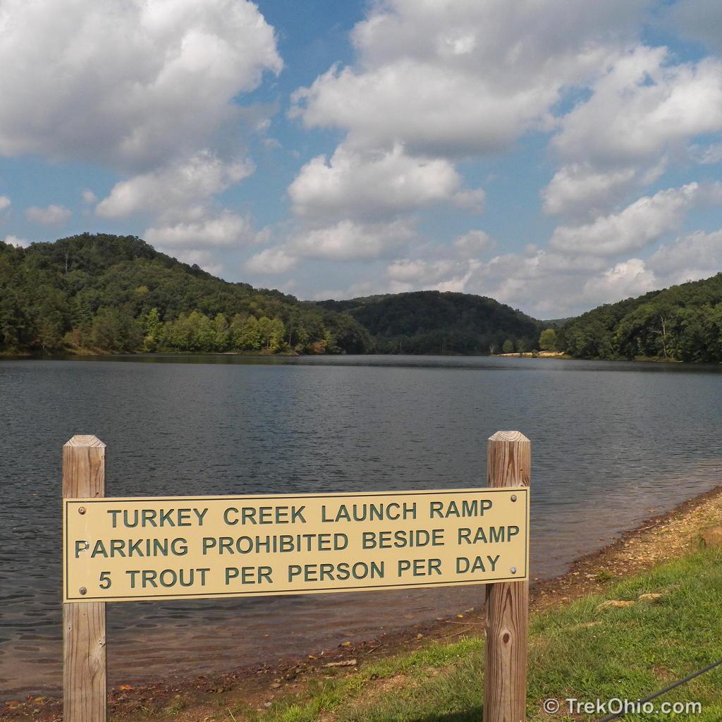 Shawnee State Park Trekohio