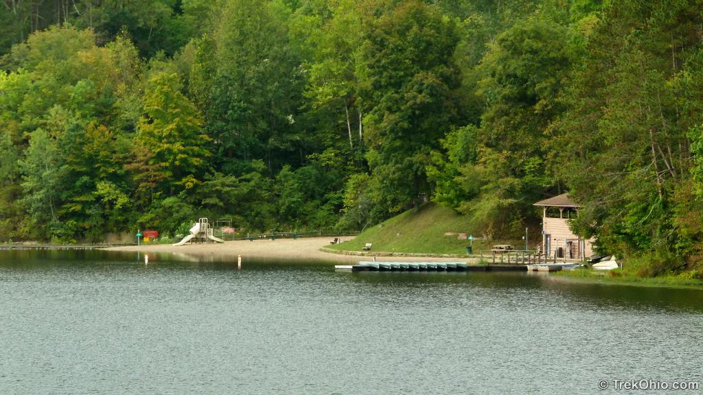 Lake Hope State Park Trekohio