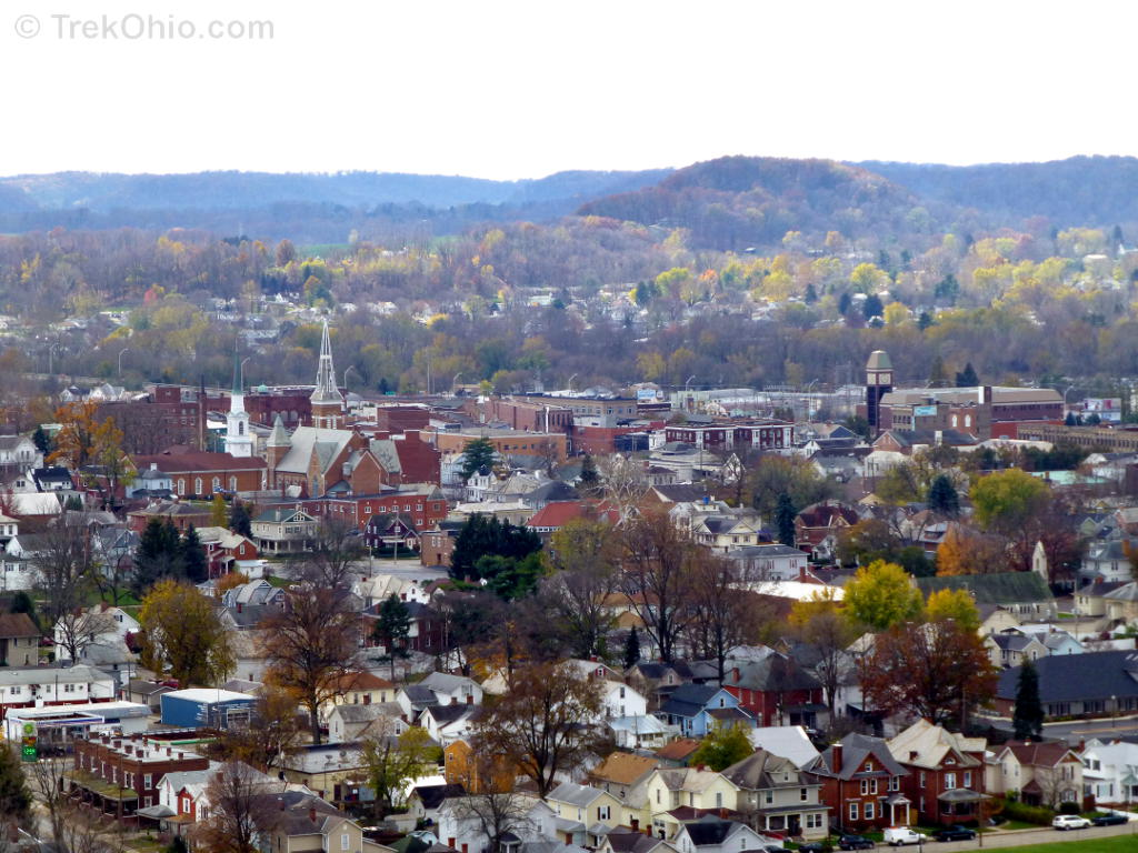 Rising Park: The View from Mount Pleasant