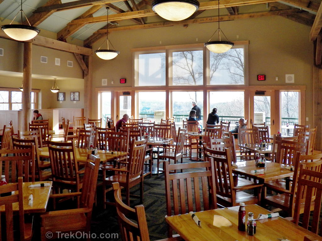 Lake Hope Lodge Restaurant Ohio