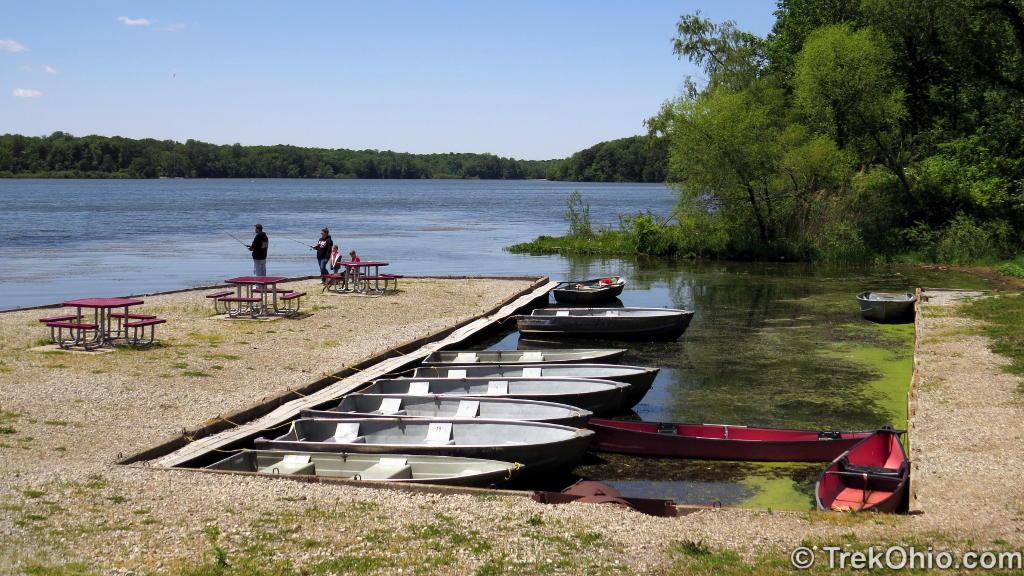 Tag kiser lake state park trekohio for Shelby motors champaign il