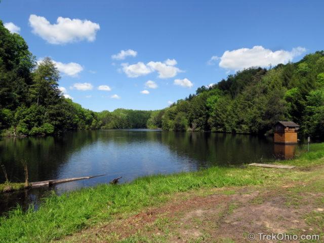 Spring Creek Nature Area Parking