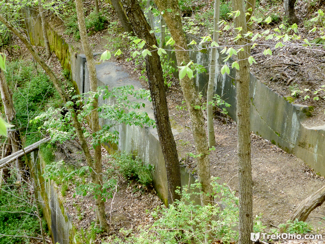 Deep lock quarry metro park trekohio overgrown quarry overgrown quarry buycottarizona Image collections