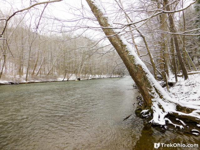 Clear Fork Branch of the Mohican River.