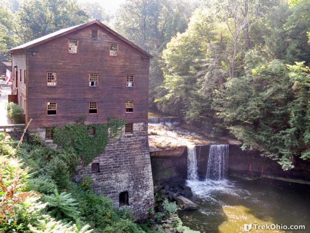 Lanterman's Mill.