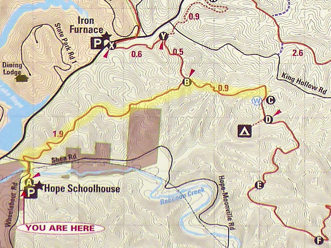 Zaleski State Forest: The Backpack Trail from Hope house ... on kettle moraine state forest map, tahuya state forest map, stewart state forest map, capitol state forest map, hocking hills state forest map, dupont state forest map, wharton forest map, pa state forest map, naugatuck state forest trail map, greene-sullivan state forest map, stokes state forest map, shawnee state forest map, prentice cooper state forest map, maumee state forest map, savage river state forest map, mohican state forest map, kanawha state forest map, michaux state forest map, fernwood state forest map,