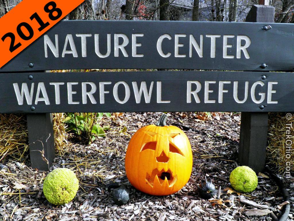 halloween events at ohio parks for 2017 | trekohio