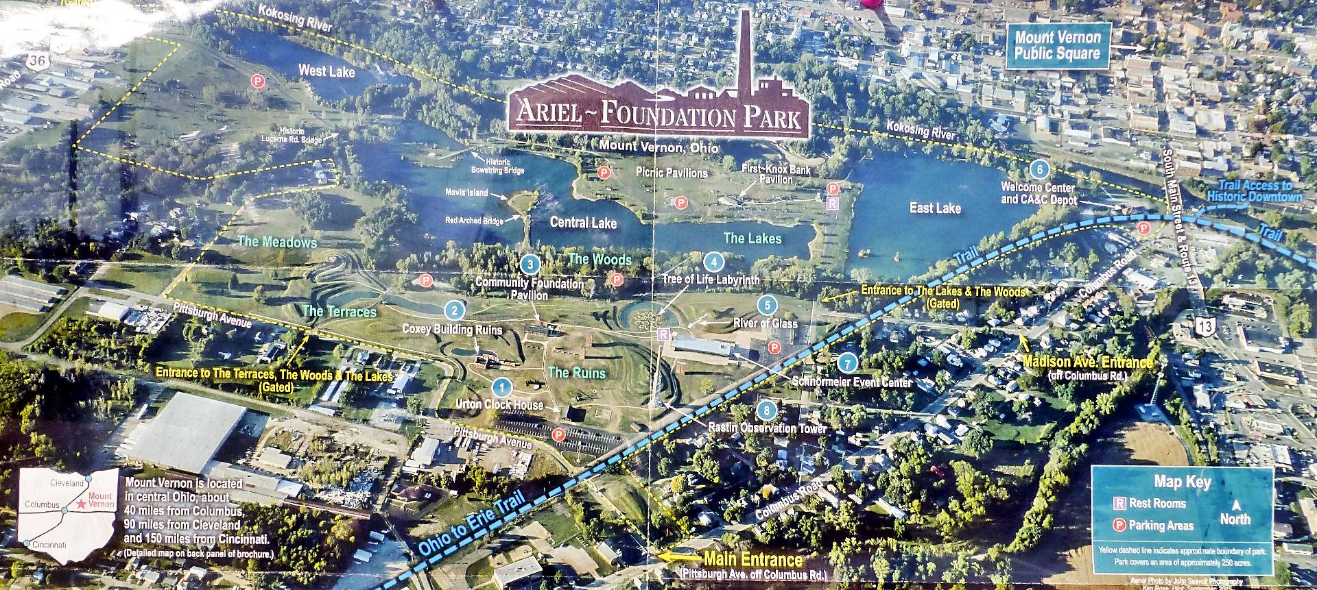 Ariel Foundation Park Trekohio