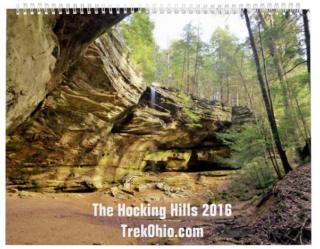 The Hocking Hills 2016 Calendar